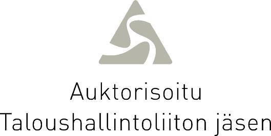 Auktorisoitu Taloushallintoliiton jäsen -logo